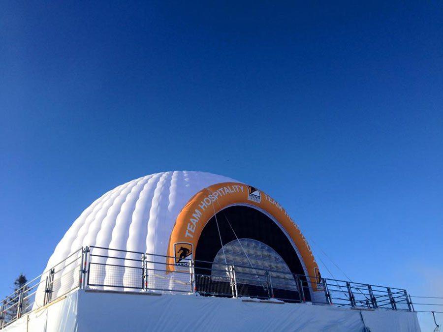 Надувные купола