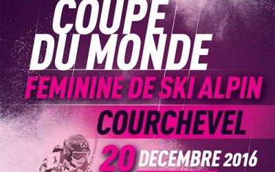 Coupe du monde de ski à Courchevel