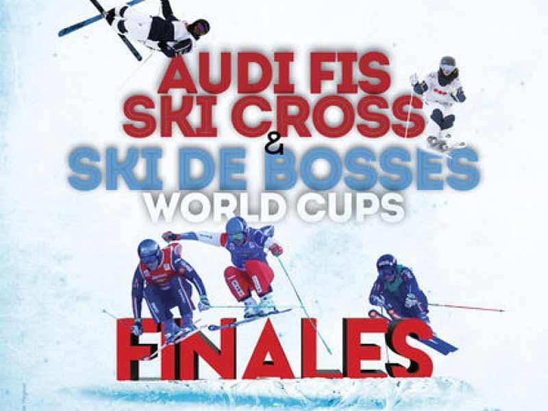 Arcade Réception au Megève Audis FIS World Cup Finales 2018