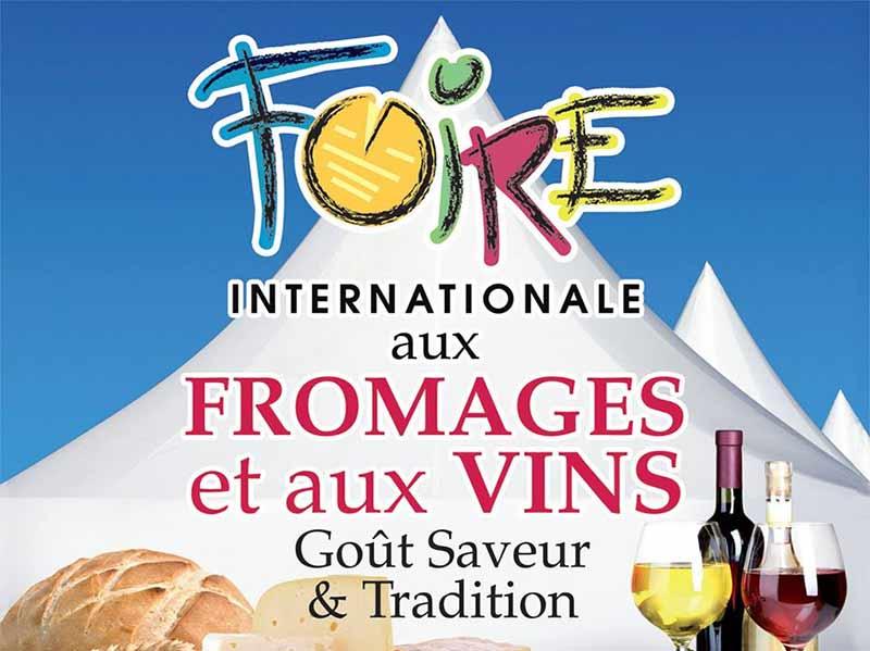 Foire aux fromages aux vins de Coulommiers