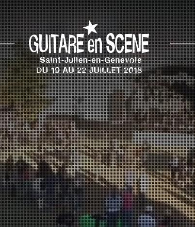 Arcade Réception - Festival Guitare en scène