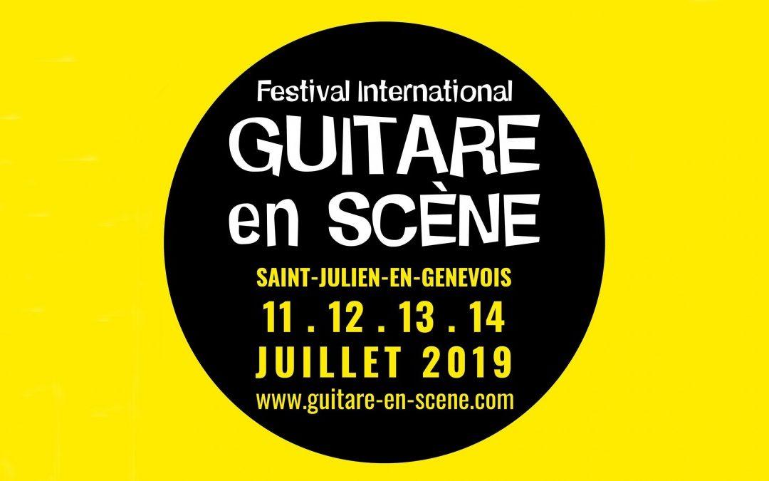 Festival guitare en scène