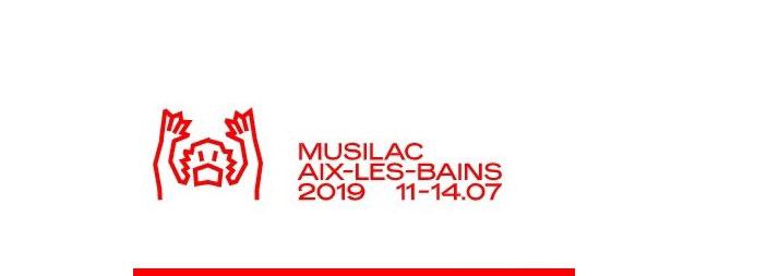 Festival Musilac 2019