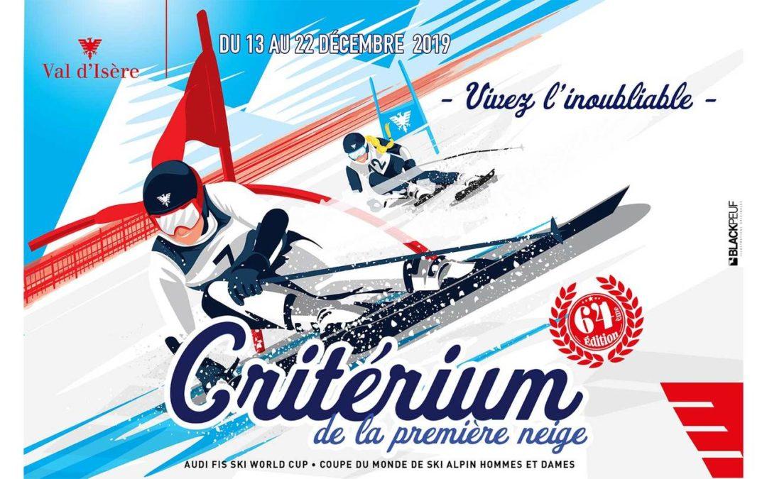 Club des Sports de Val d'Isère – 64 ème Critérium de la première neige