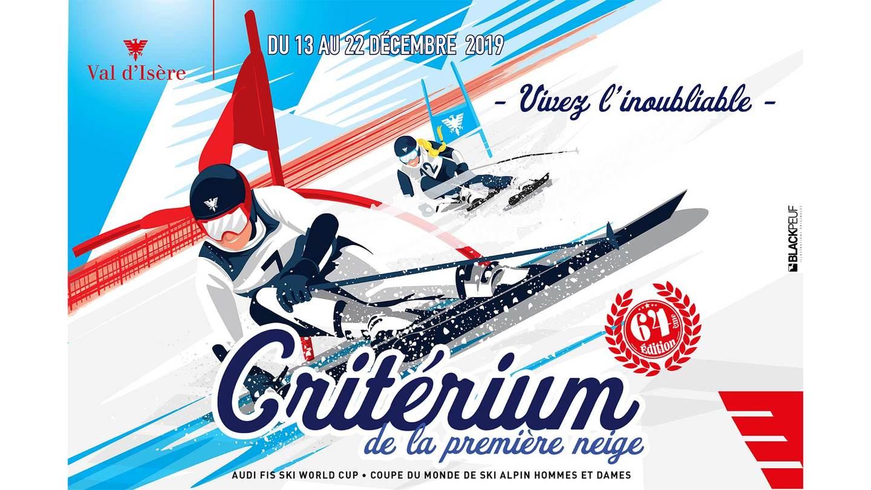 Tentes et Chapiteaux au Critérium de Val d'Isère 2019