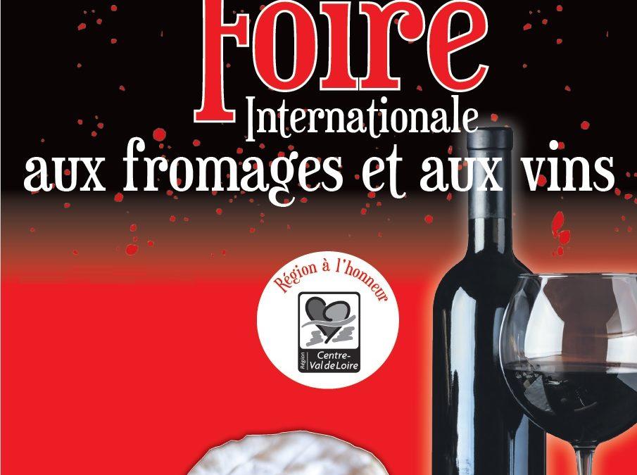 Foire aux fromages et aux Vins de Coulommiers
