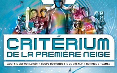 Club des Sports de Val d'Isère – Critérium de la première neige